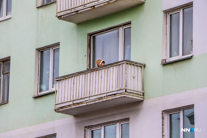 Снос хрущевок —не ближняя перспектива  Фото: Наталья Бурухина