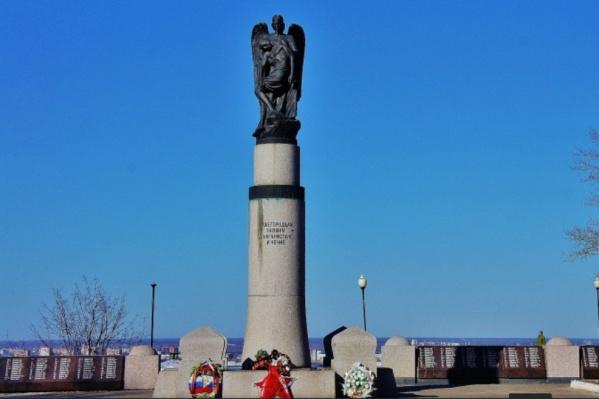 Памятник нижегородцам, павшим в Чечне и Афганистане. Фото: Google.maps