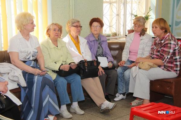 Электронная записьдолжна, в идеале, ликвидировать очереди в поликлиниках. Фото: Наталья Бурухина
