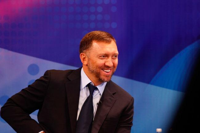 Олег Дерипаска родился в Дзержинске