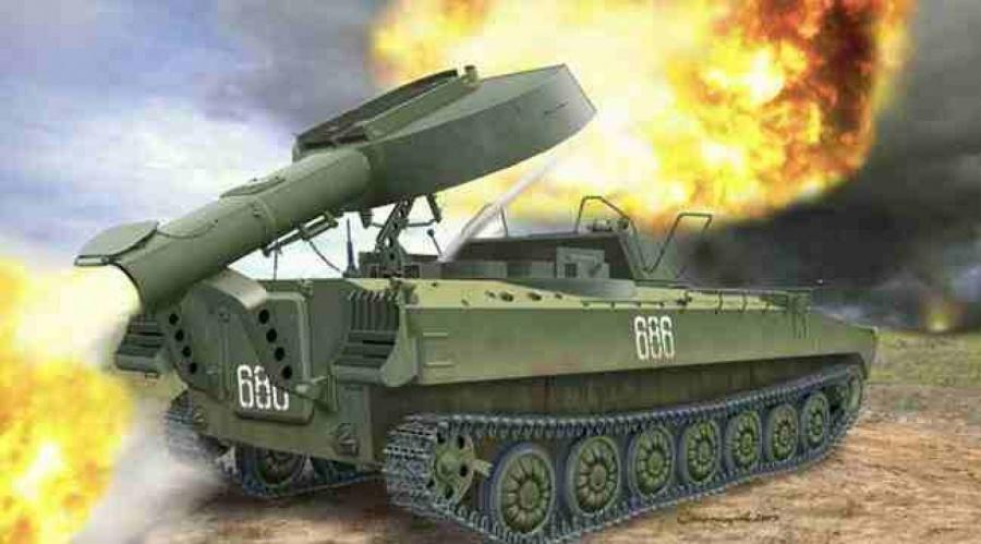 «Змей Горыныч» взял укрепрайон под Нижним Новгородом