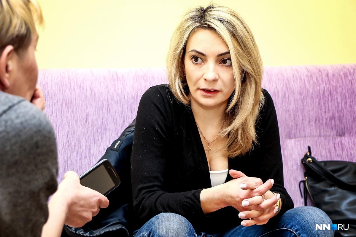 Ольга открыто говорит о проблемах ВИЧ. Фото: Наталья Бурухина