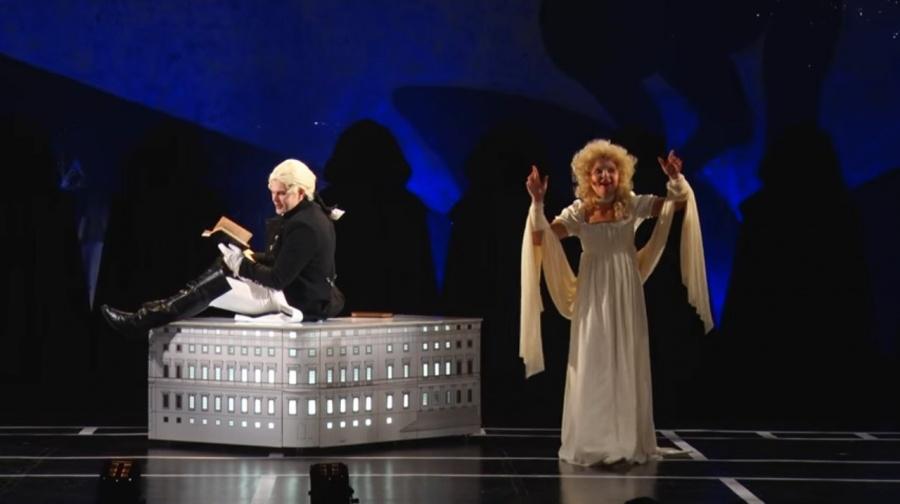 Спектакль «Павел I» нижегородского театра драмы получил диплом «Залучший актерский ансамбль»