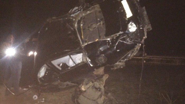 Под Нижнем Новгородом 24-летний шофёр Лексус умер, улетев вкювет