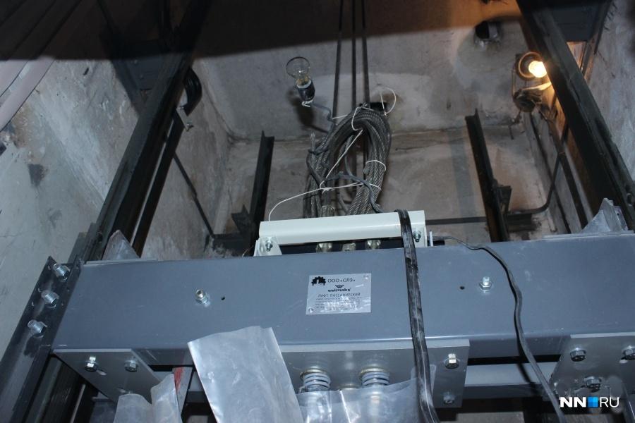 Генпрокуратура изучит информацию о«падении» лифта вНижнем Новгороде