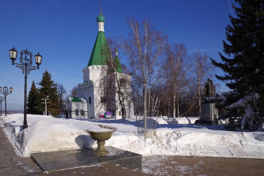 Пасхальный крестный ход состоится вНижнем Новгороде