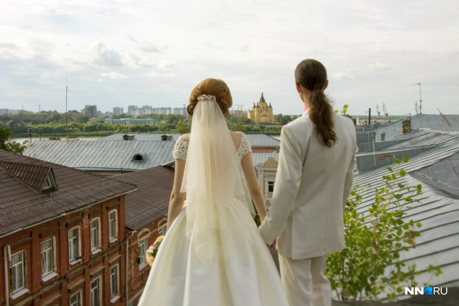 Нижегородцам предлагают пожениться на«красивую» дату
