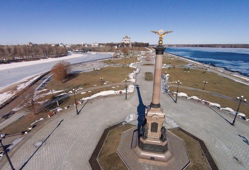 Парад набережных: от Ярославля до Астрахани