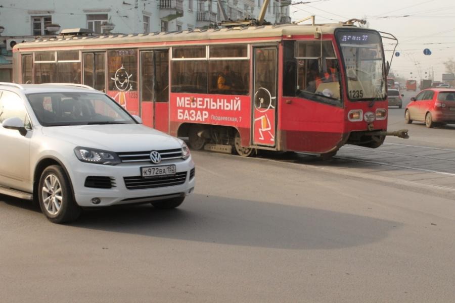 Трамвайные остановки отменят вНижнем Новгороде для реконструкции проспекта Молодежный