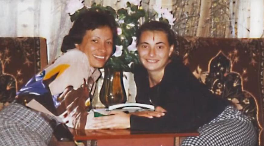 Надежда не раз возвращалась к ней. &nbsp;Фото: из архива Ольги Мелёшиной<br><br>