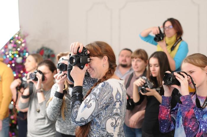 В одной из крупнейших фотошкол Новосибирска 25 апреля пройдет день открытых дверей