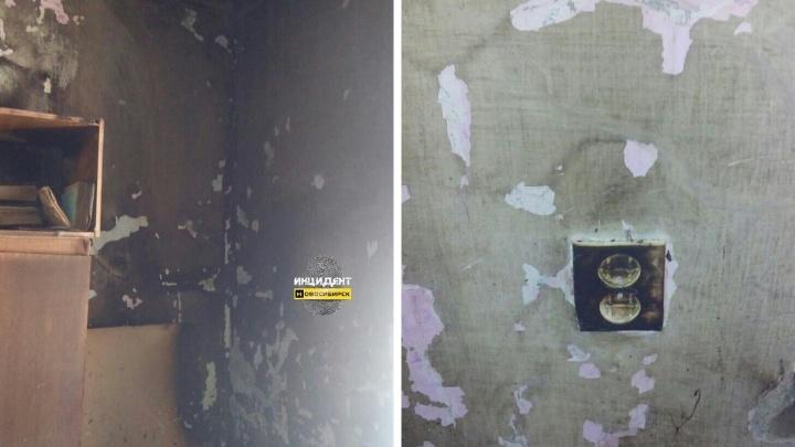 Женщина сгорела в квартире из-за церковных свечей