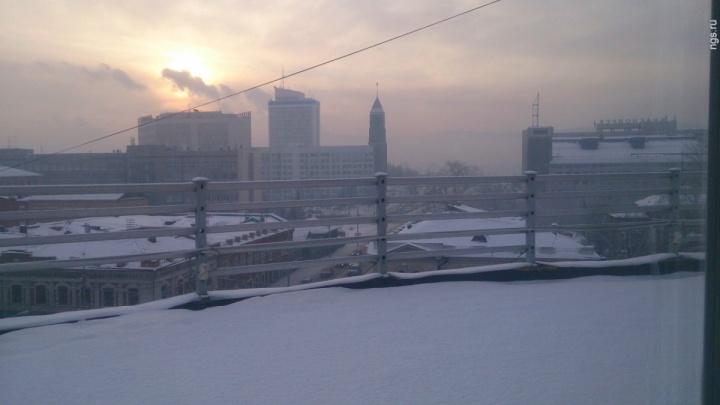 «Черное небо» превратило Красноярск в Сайлент Хилл из ужастиков: доказываем по фото