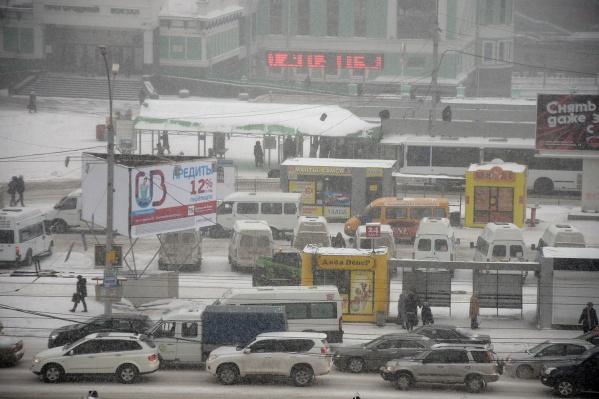 Москвичи займутся разработкой программы транспортной инфраструктуры Новосибирска