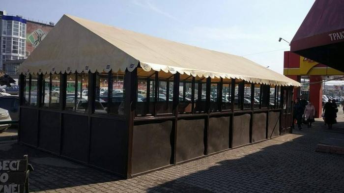 Летняя веранда «Печки-Лавочки»должна открыться 20 апреля