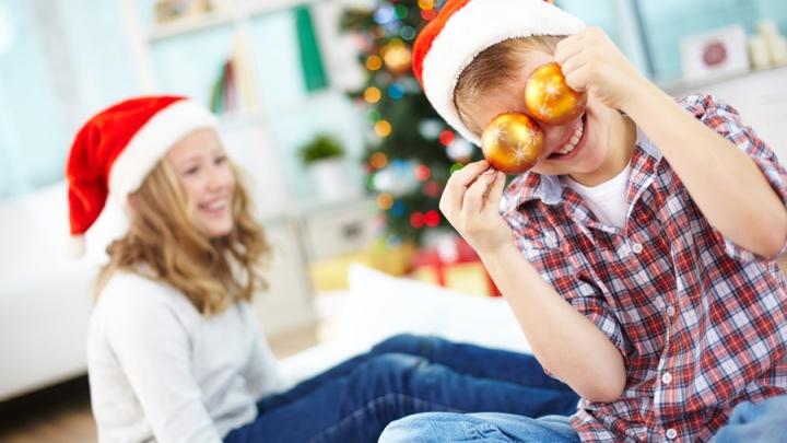 Новогодние каникулы: чем занять ребенка?