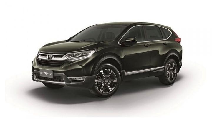 Honda сделала новую 7-местную CR-V