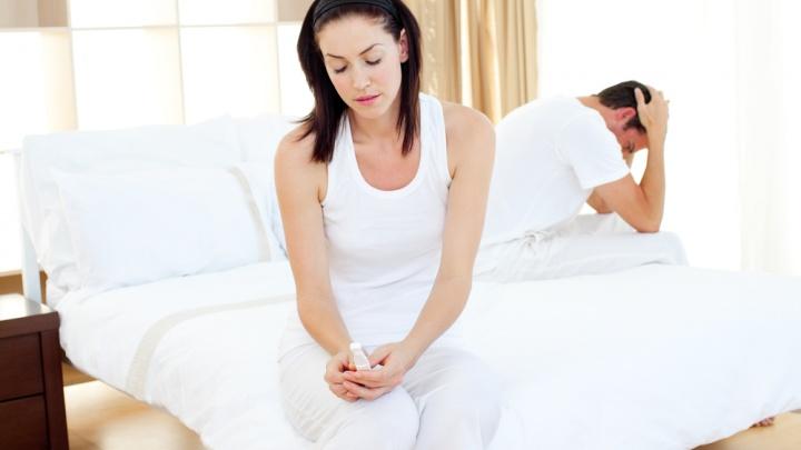 50 % пар не могут зачать ребенка из-за мужского бесплодия