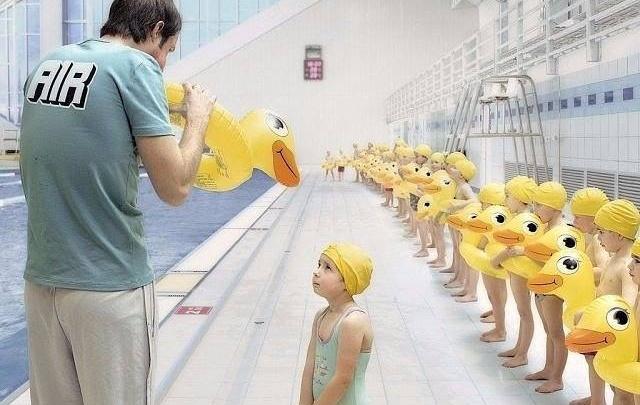Клуб плавания «Аква Стар» продолжает набор детей и открывает филиал на левом берегу