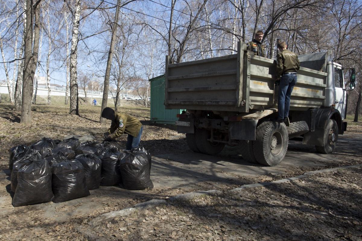 Ставропольчане проведут генеральную уборку города 22апреля