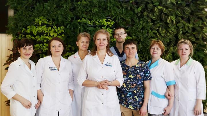 Клиника в Академгородке соответствует медицинским  требованиям ВОЗ