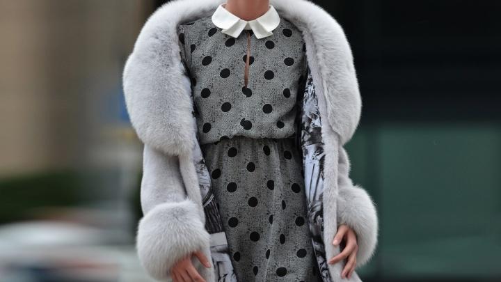 Зима близко. Elena Furs представляет новую коллекцию шуб