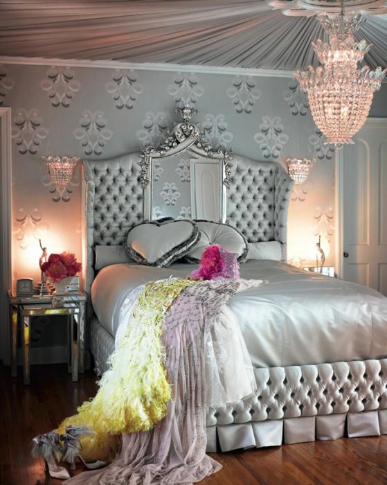 Тайная комната: лучшие спальни в звездных домах