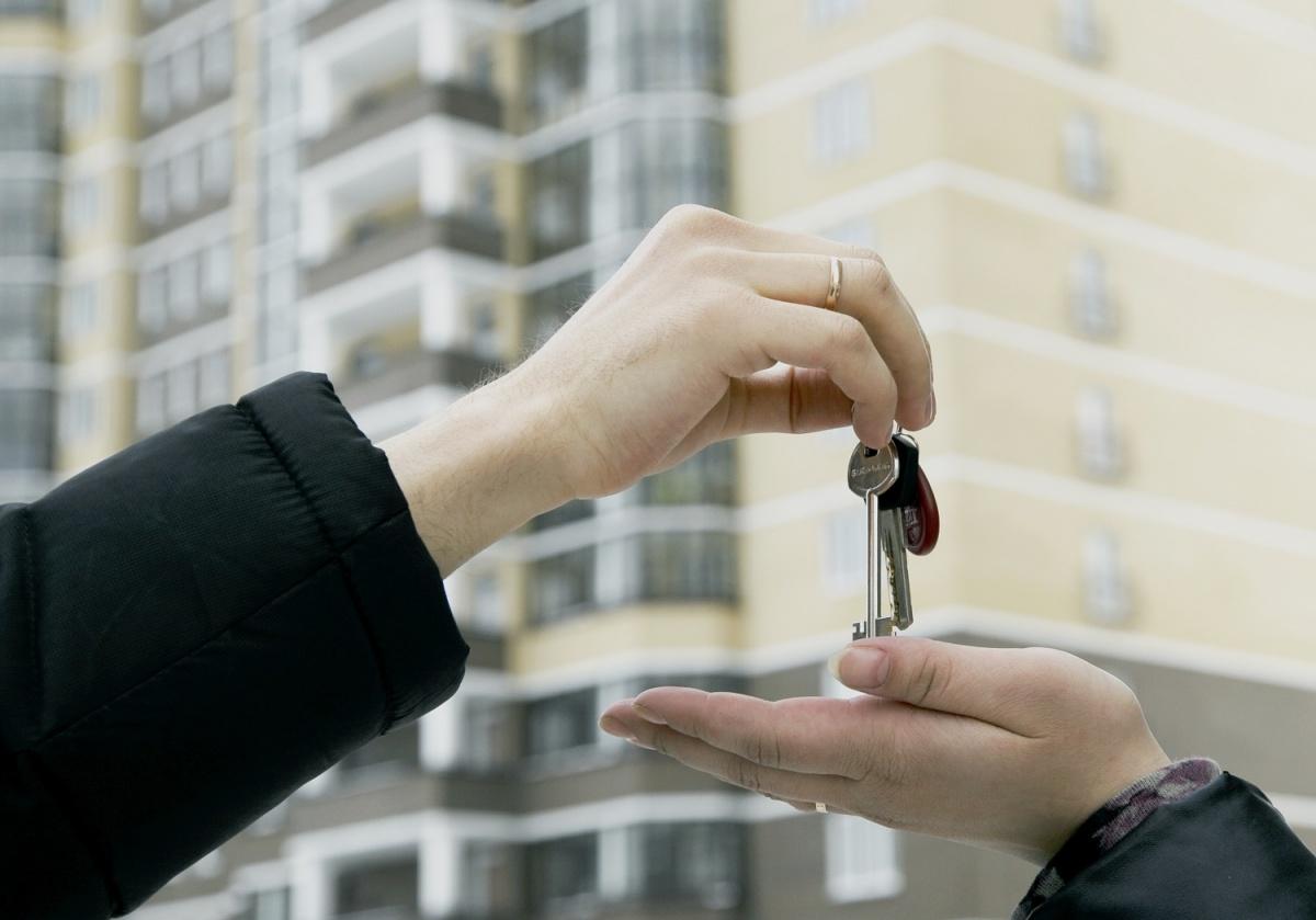 Дом с иголочки: в «Родниках» новоселам выдали ключи