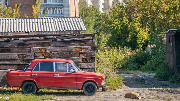 Самая короткая улица России