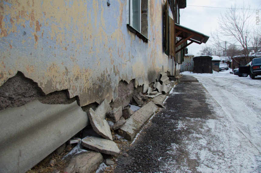 Решение оразвитии застроенной территории наулице  Кутузова вКрасноярске принято