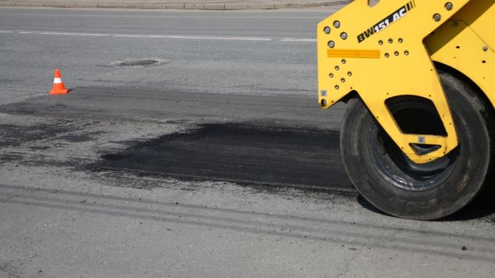 На ремонт 62 км трассы в НСО потратят более полумиллиарда