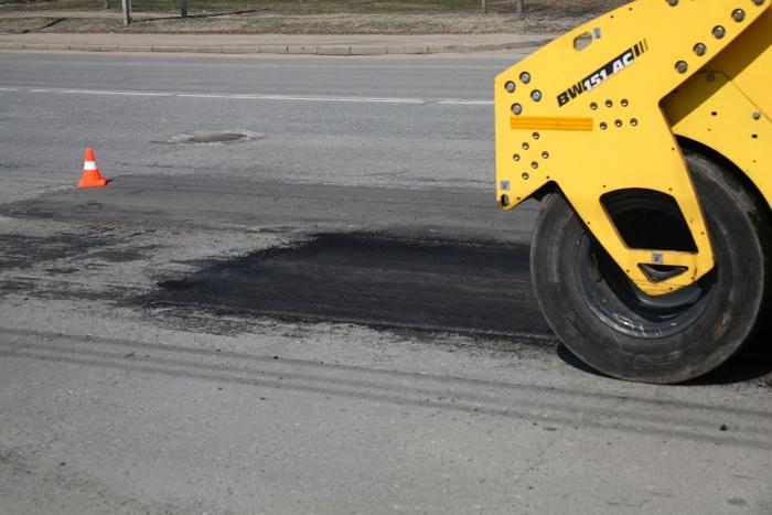 На ремонт 62 км трассы потратят более полумиллиарда рублей из федерального бюджета