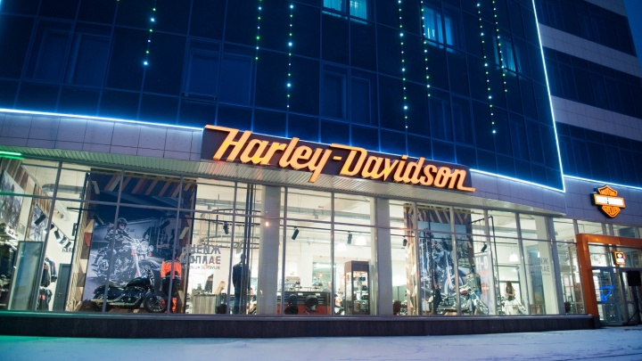 «Harley-Davidson Новосибирск» устраивает большую распродажу со скидками до 70 %