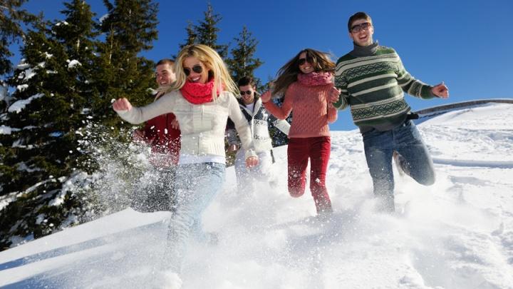 В Новосибирске ослабли морозы: какими зимними видами спорта можно заняться