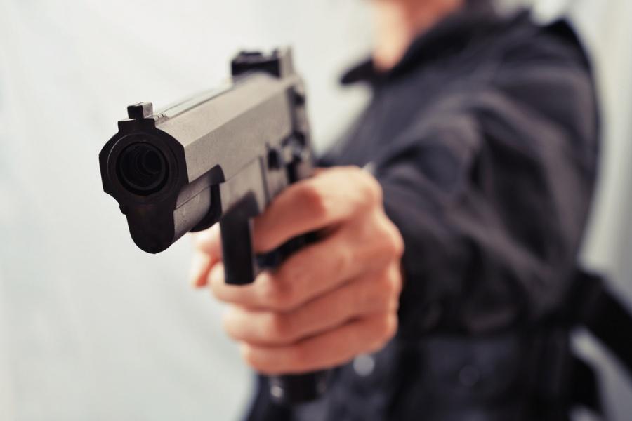 Уроженца Грузии расстреляли на стоянке  ТЦвКрасноярске