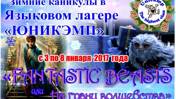 В январе новосибирских школьников ждут волшебные каникулы