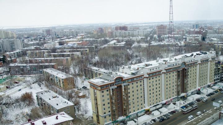 Назван самый населенный район Новосибирска
