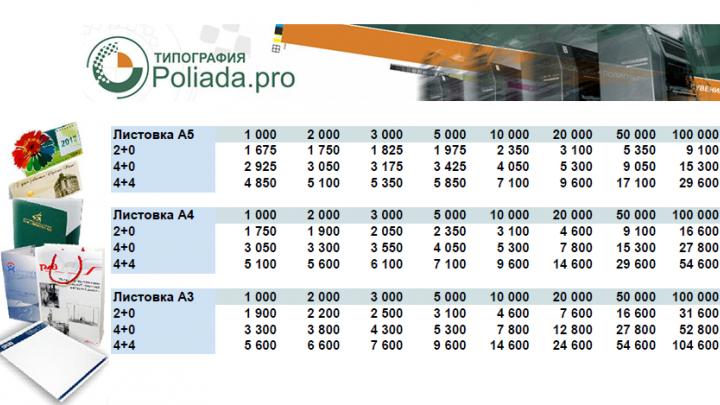 Опубликованы цены на предвыборные агитационные материалы