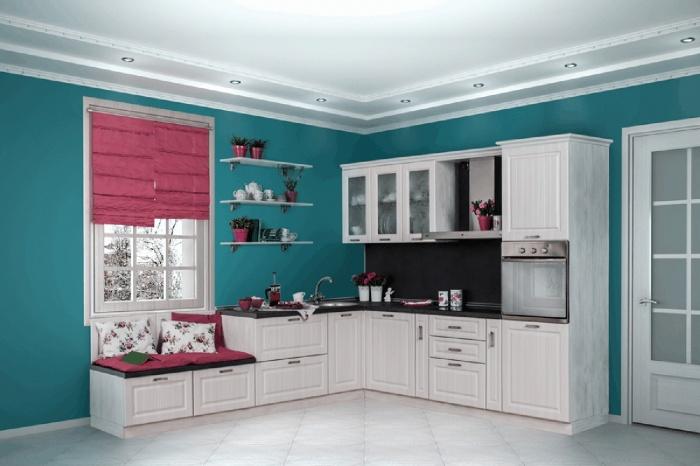 Каталог «Кухни-НСК» представляет как премиальные модели, так и варианты класса эконом. Неважно, просторная у вас кухня, объединенная со столовой, или небольшая кухонная зона в однокомнатной студии, вы обязательно подберете для себя подходящую комплектацию и дизайн.