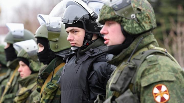 МВД потратит 263 тысячи на покупку гвардейских свитеров