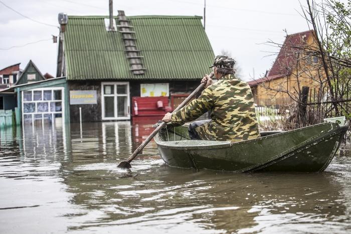 В Новосибирске вовсю идет подготовка к предстоящему половодью