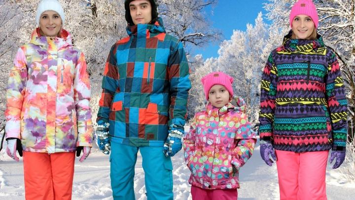 Скидки на теплые куртки, пальто, пуховики достигают 80 %