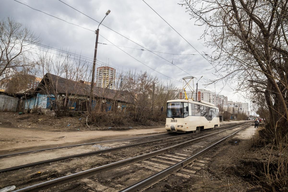 Трамвай останется на новой автодороге по ул. Зыряновской