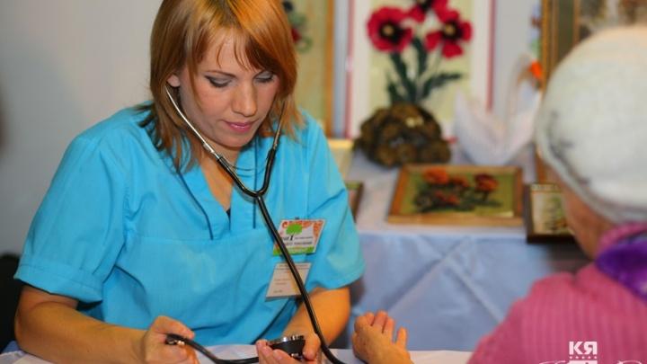 Бесплатную проверку здоровья сделают всем посетителям выставки «Дни старшего поколения»