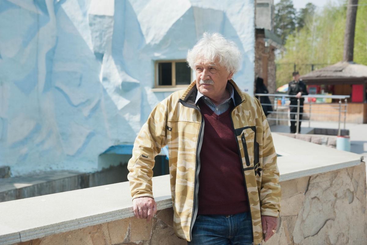 Памятник Ростиславу Шило появится в Новосибирском зоопарке в течение месяца