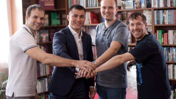 Чемпион Роман Власов снялся в социальной рекламе без слов