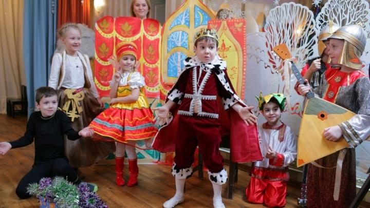 В новую группу детского сада «Свеча» принимают без вступительного взноса