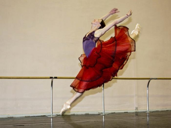 Каморка примы-балерины (фоторепортаж)