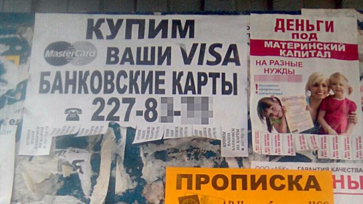 В Новосибирске появился новый вид мошенничества с банковскими картами