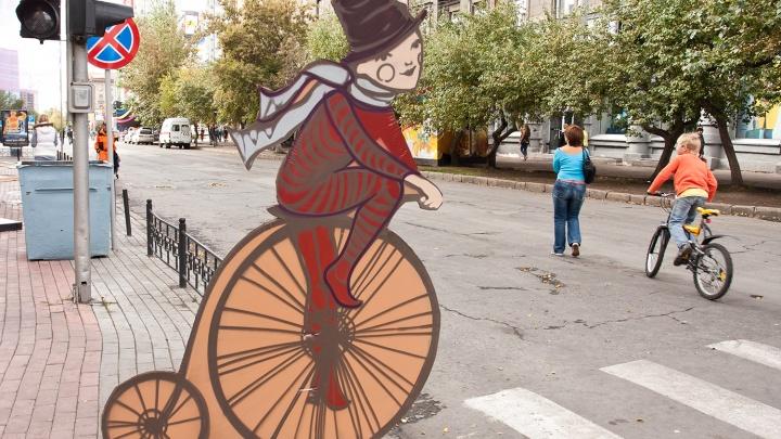 Власти нашли на пешеходной улице Ленина место для 2 новых площадей
